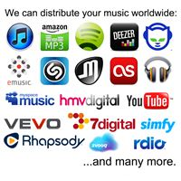 Music Distribution Physical and Online